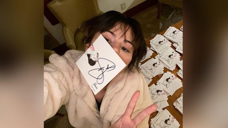 Selena Gomez prepara fiesta para festejar lanzamiento de su álbum, 'Rare'