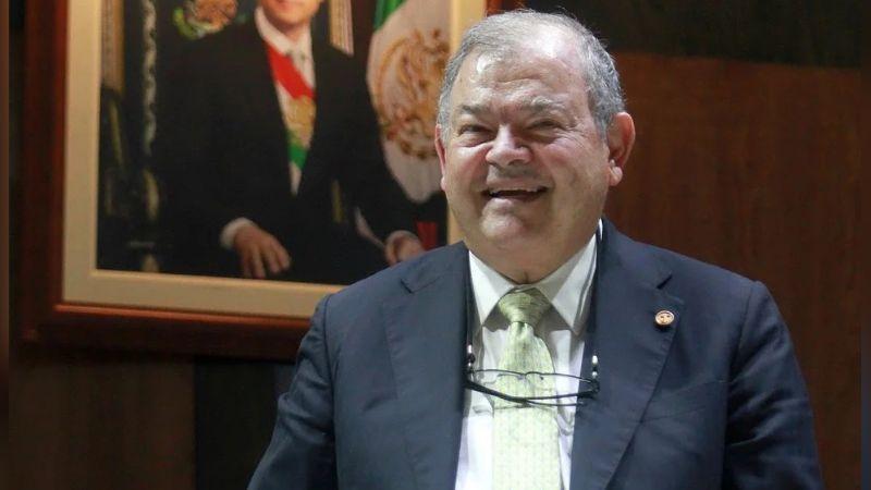 SHCP emite denuncia en contra de Edgar Elías Azar por lavado de dinero