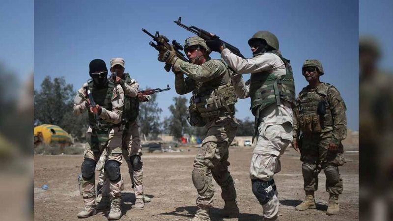 'Simulacro' genera temor de ataque aéreo en base militar de Irak