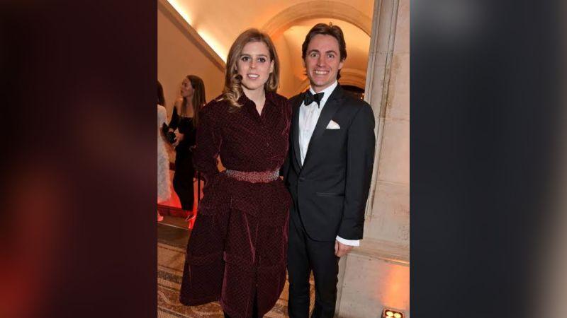 Princesa Beatriz podría perder su boda soñada por escándalos de su padre