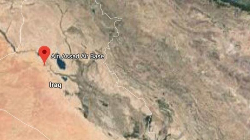 Tropas iraníes atacan con misiles dos bases de Estados Unidos en Irak