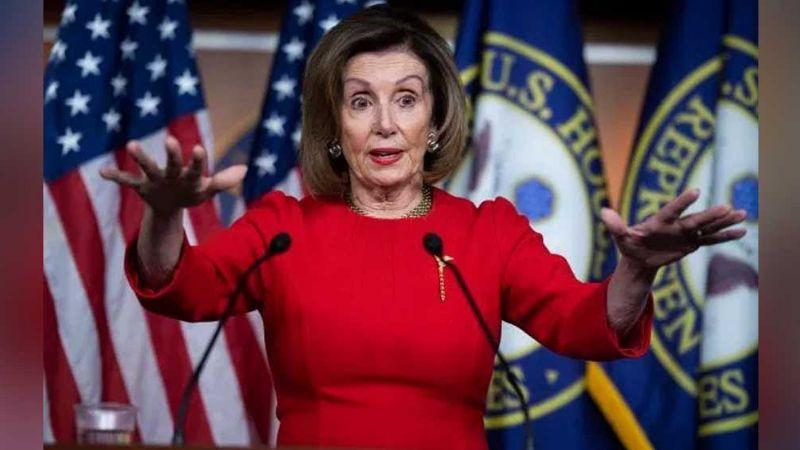 """""""Hay que terminar con las innecesarias provocaciones de Trump"""": Nancy Pelosi"""