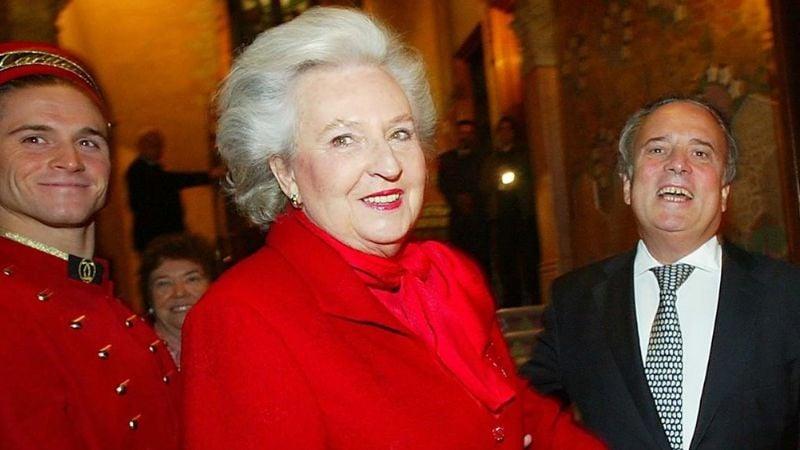 Realeza española de luto: Muere duquesa de Badajoz por cáncer de colon