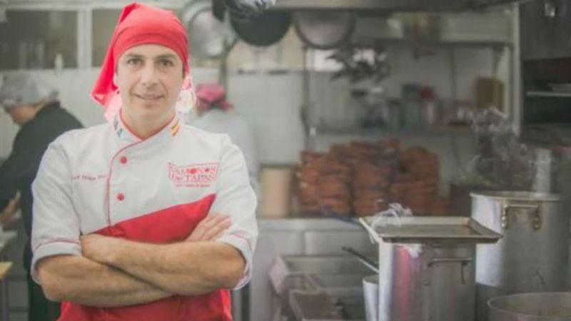 Con tres tiros en la cabeza, encuentran el cadáver de chef español en Tijuana