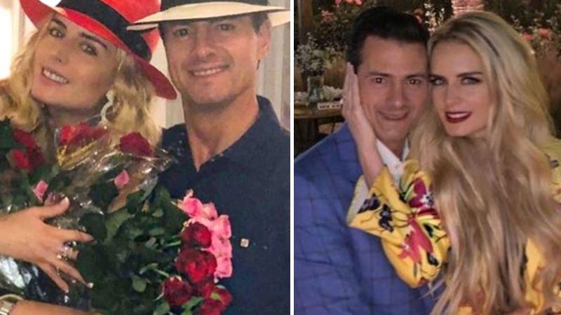 ¿Se casarán en 2020? Tania Ruiz da íntimos detalles de su relación con EPN