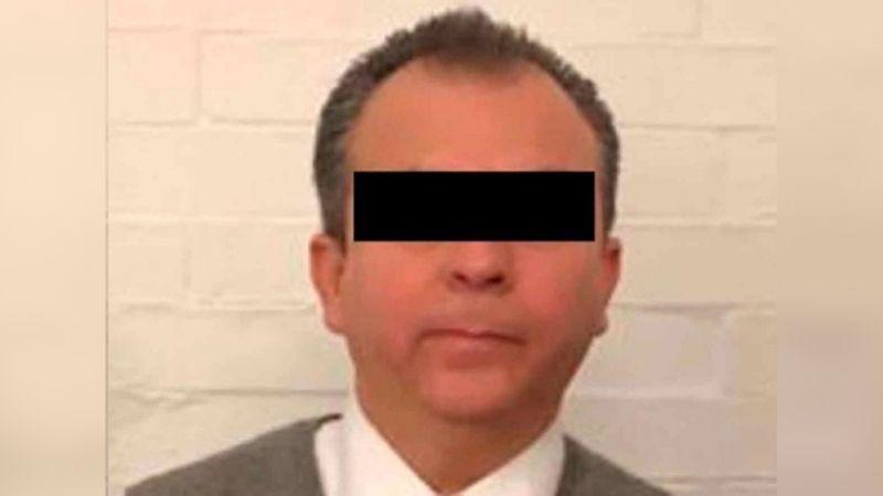 Arrestan a exfuncionario del INVI que colaboró con Raymundo Collins