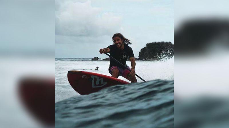 Surfista español es asesinado durante un operativo antidrogas en Filipinas