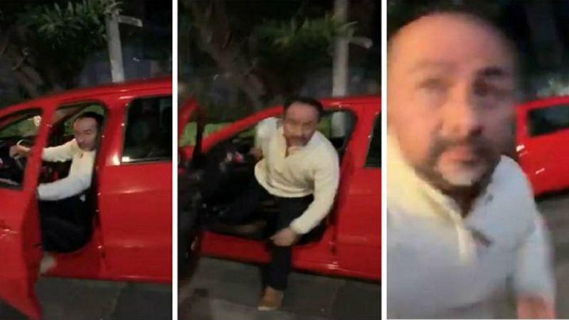 'Lord Gato' sale libre; juez no lo castigó por agredir a una mujer en Polanco