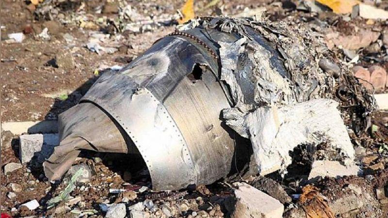 Confirmado: Misil que impactó al avión ucraniano es de origen iraní