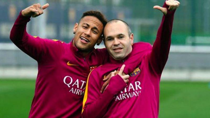 """Exjugador del Barcelona da su apoyo a Neymar: """"Sería un gran refuerzo"""""""
