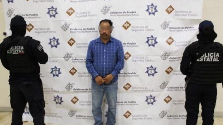 Cae 'El Moco', líder huachicolero en Puebla; se le acusa también de homicida