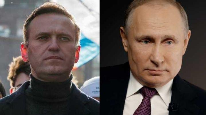 """Alexei Nalvany, opositor envenenado: """"Vladimir Putin estuvo detrás del ataque"""""""