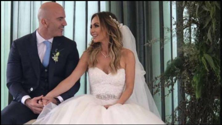 ¡OV7 de fiesta! Así celebra Erika Zaba otro mes de matrimonio con Francisco Oliveros
