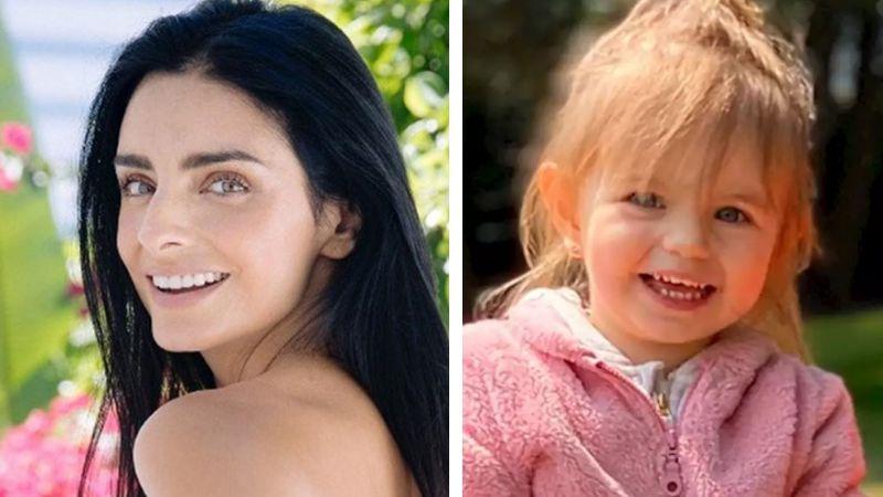 Aislinn Derbez publica la foto más tierna su hija y conquista Instagram