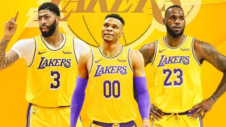 Los Ángeles Lakers se imponen ante el Miami Heat consagrándose con el campeonato