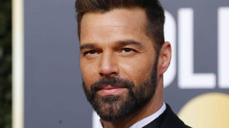 Ricky Martin entra en polémica con la iglesia al comparar a sus hijos con Jesús