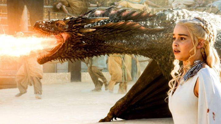 Emilia Clarke revela el desgarrador destino de 'Drogon' y 'Daenerys' tras el polémico final de 'GOT'