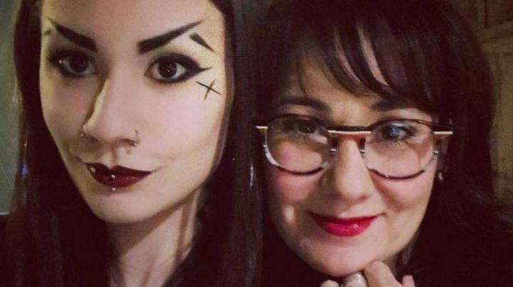 Mónica Garza, conductora de TV Azteca, la pasaría mal tras recaída de su hija en la depresión