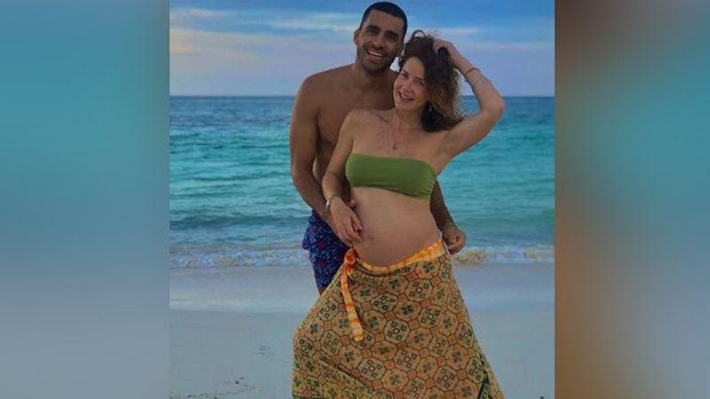 Karenka confiesa que al terminar su embarazo buscará tener una niña