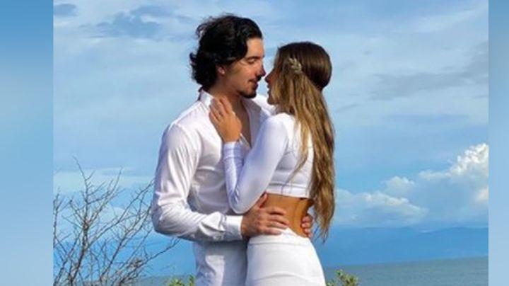 Tras contraer matrimonio, Alex Fernández, hijo de 'El Potrillo' revela su felicidad en Instagram