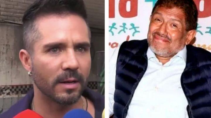 ¿Interesado? Juan Osorio exhibe el aire a José Ron y revela que rechazó a Televisa por dinero