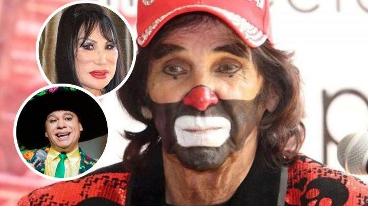 """""""Qué no mienta"""": Cepillín le manda mensaje a Lyn May y hace revelaciones de Juan Gabriel"""