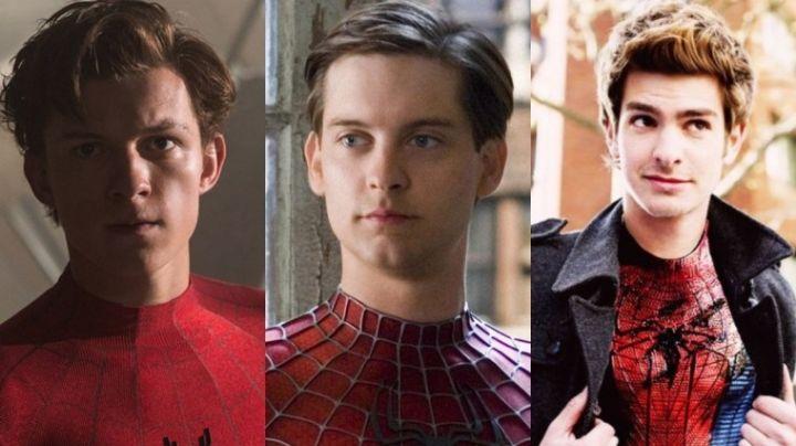 Sony habla sobre si Tobey Maguire y Andrew Garfield estarán en 'Spiderman 3' con Tom Holland