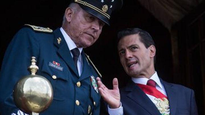 Marcelo Ebrard confirma que excolaborador de Peña Nieto es detenido en EU