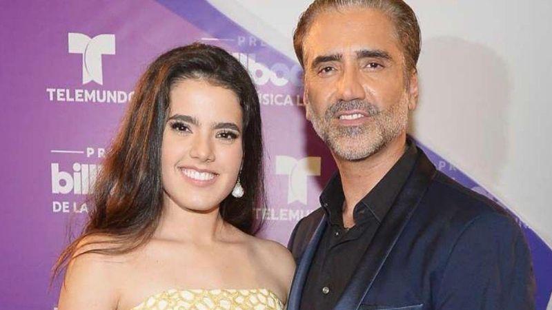 Esposa de 'El Potrillo' explica lo que sufrió el cantante por la boda de Camila