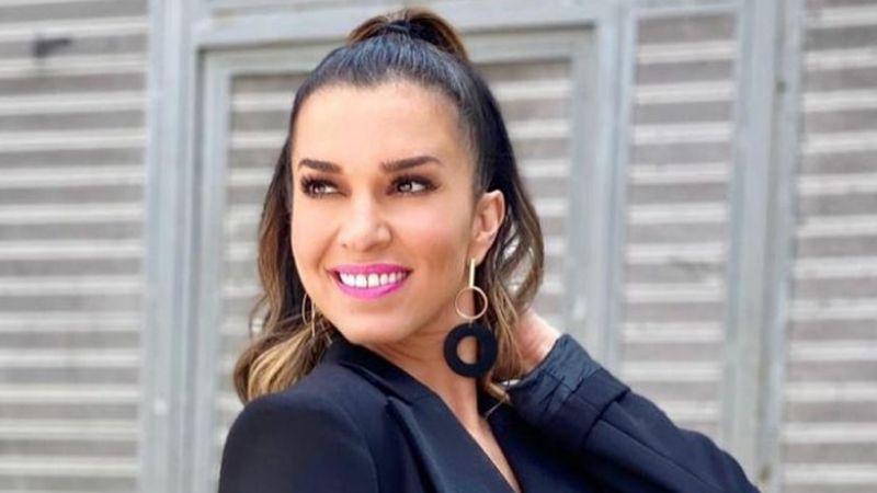 ¡Cuidado Cynthia Rodríguez! Laura G aparece en 'VLA' con seductor vestido y cautiva las redes