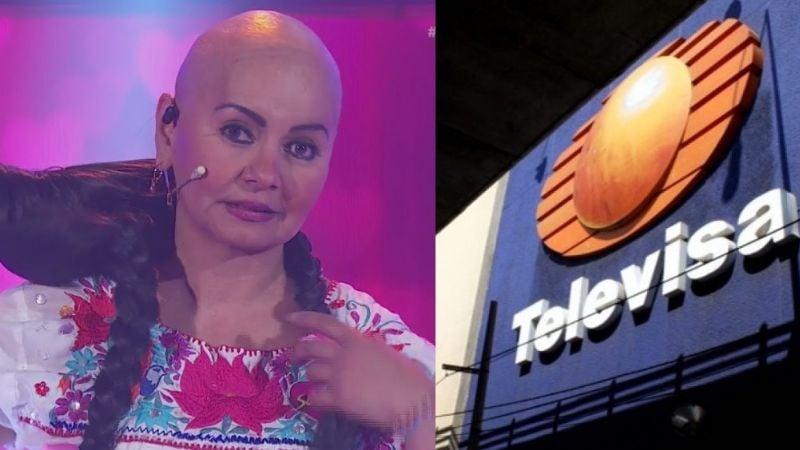 Adiós TV Azteca: Tras vencer al cáncer y vender manzanas para sobrevivir, conductora llega a Televisa