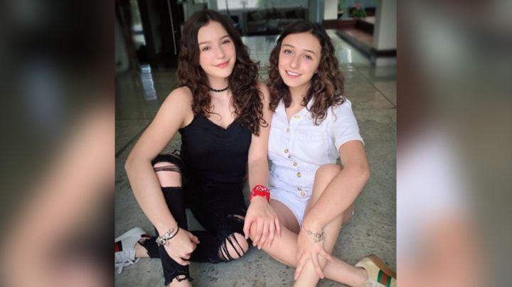 Hija de Andrea Legarreta presume a su primer 'novio' en Instagram y es este actor de Televisa