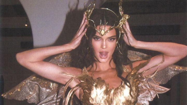 Fans de Kendall Jenner recuerdan el disfraz de Halloween con el que conquistó a todos
