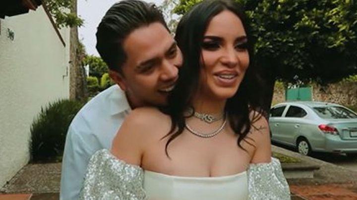 Kimberly Loaiza y JD Pantoja dan la cara a los haters al responder a las críticas de su boda