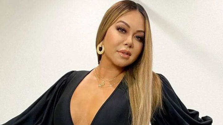 VIDEO: ¿Chiquis Rivera está embarazada? La cantante aparece en redes con revelador abdomen
