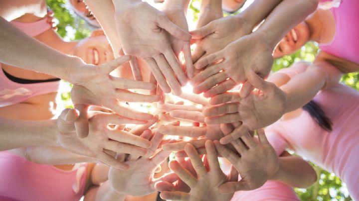 Día contra el cáncer de mama; ellas son ejemplo de fuerza y resiliencia