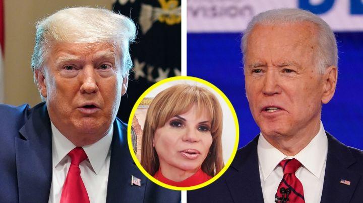 Mhoni Vidente asegura que Joe Biden y Donald Trump corren enorme peligro