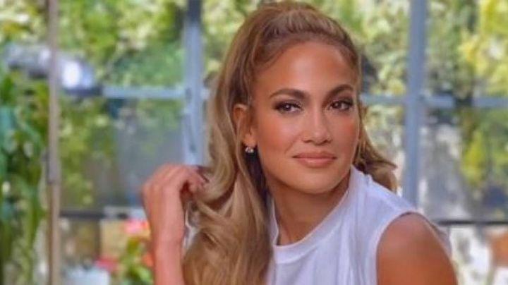 """""""¡Qué hermosa!"""" Jennifer López seduce las redes sociales con un natural y relajado look"""