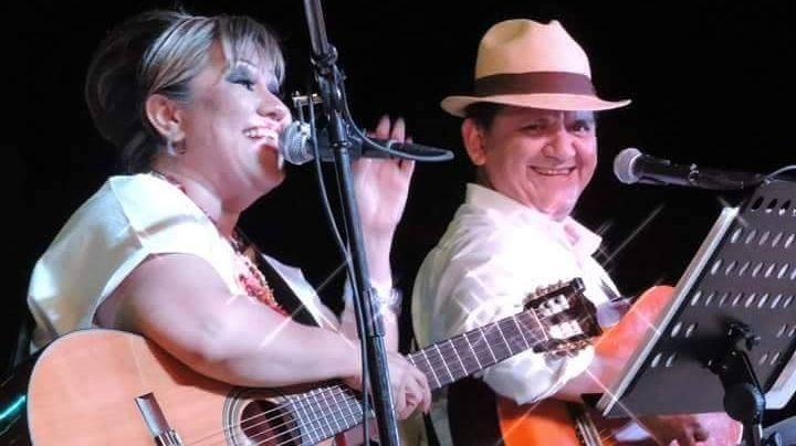 Conchita García y Fausto León hacen música como alimento para el alma