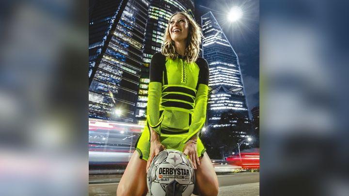Vanessa Huppenkothen expone su belleza en Instagram en coqueto 'outfit' veraniego