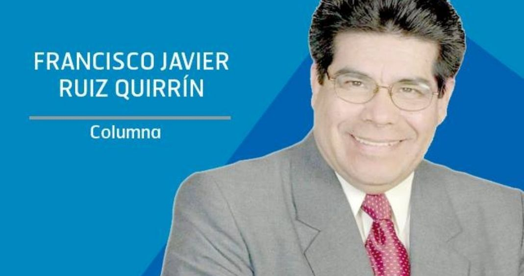 Francisco Ruiz Quirrín, columnista