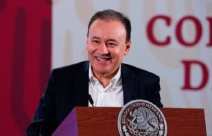 Alfonso Durazo brinda su último informe de seguridad; va por gubernatura de Sonora
