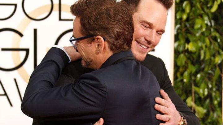 Robert Downey Jr: Usuarios de Internet lo atacan por defender a su compañero Chris Pratt