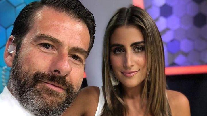 """Sofia Rivera Torres cuenta a Videgaray sobre la """"borrachera"""" que pasó en su despedida de soltera"""