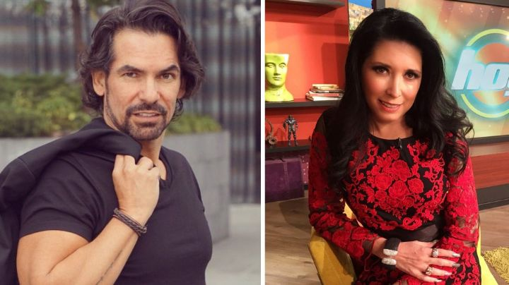 ¿Lo niega? Armando Araiza habla de su presunto nuevo romance con integrante de 'Hoy'