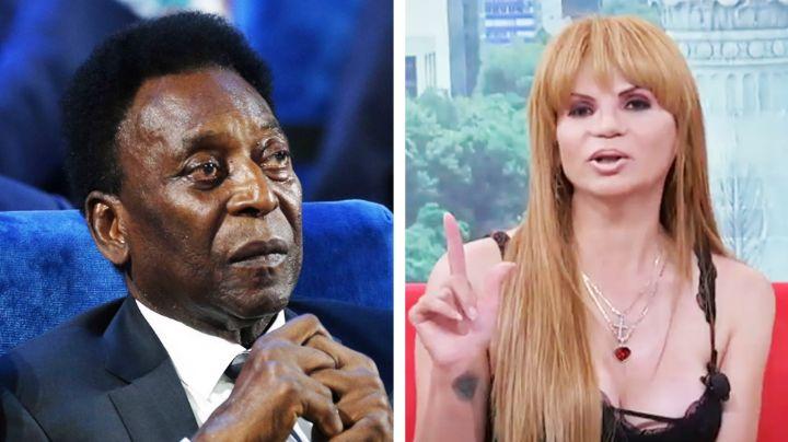 Mhoni Vidente advierte de un gran peligro para Pelé tras cumplir 80 años