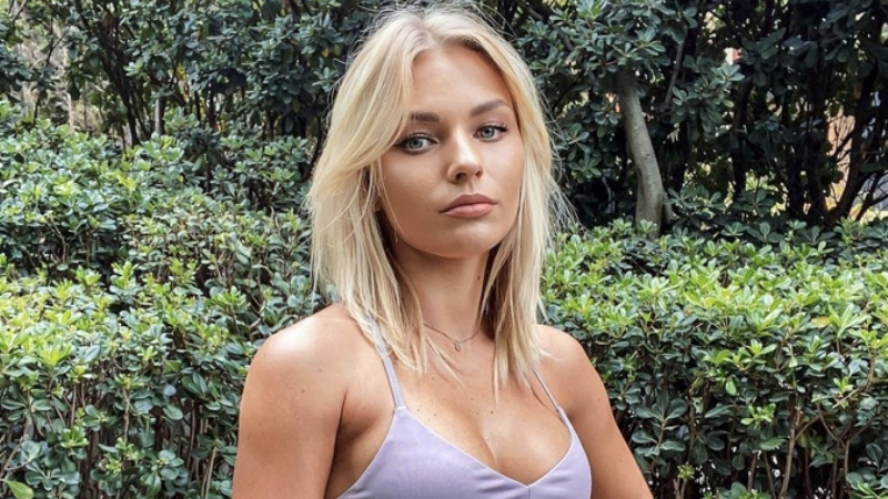 Con ajustada ropa deportiva, Irina Baeva cautiva a sus fans de Instagram desde Acapulco