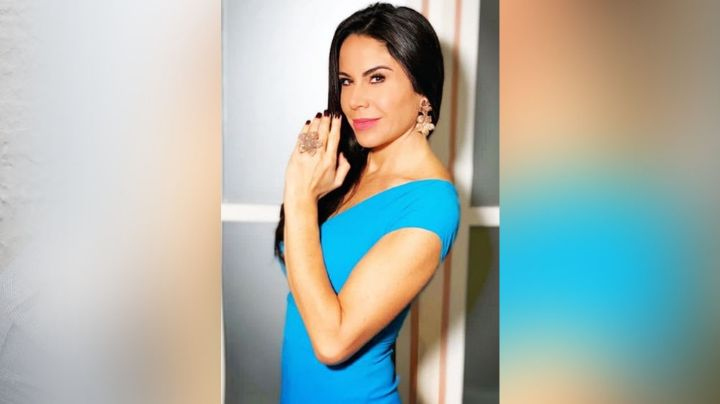 """""""Lindos ojos"""": Paola Rojas impacta a seguidores al desbordar belleza desde la radio"""