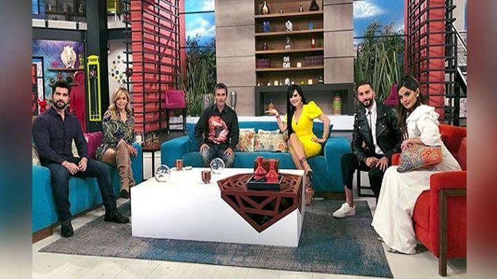 Exconductor de 'Sale el Sol' causa furor al aparecer en Televisa con presentadora de 'Hoy'