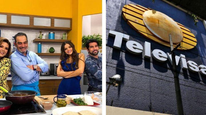 """¿Adiós Televisa? Nueva integrante llega a 'Hoy' y 'roba' el empleo a galán: """"Le van a dar las gracias"""""""